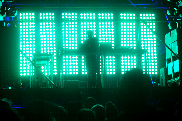 Four Tet Carillon Park, Saint-André-d'Argenteuil QC, June 26