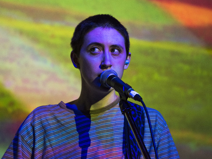 Frankie Cosmos The Rec Room, Toronto ON, May 5
