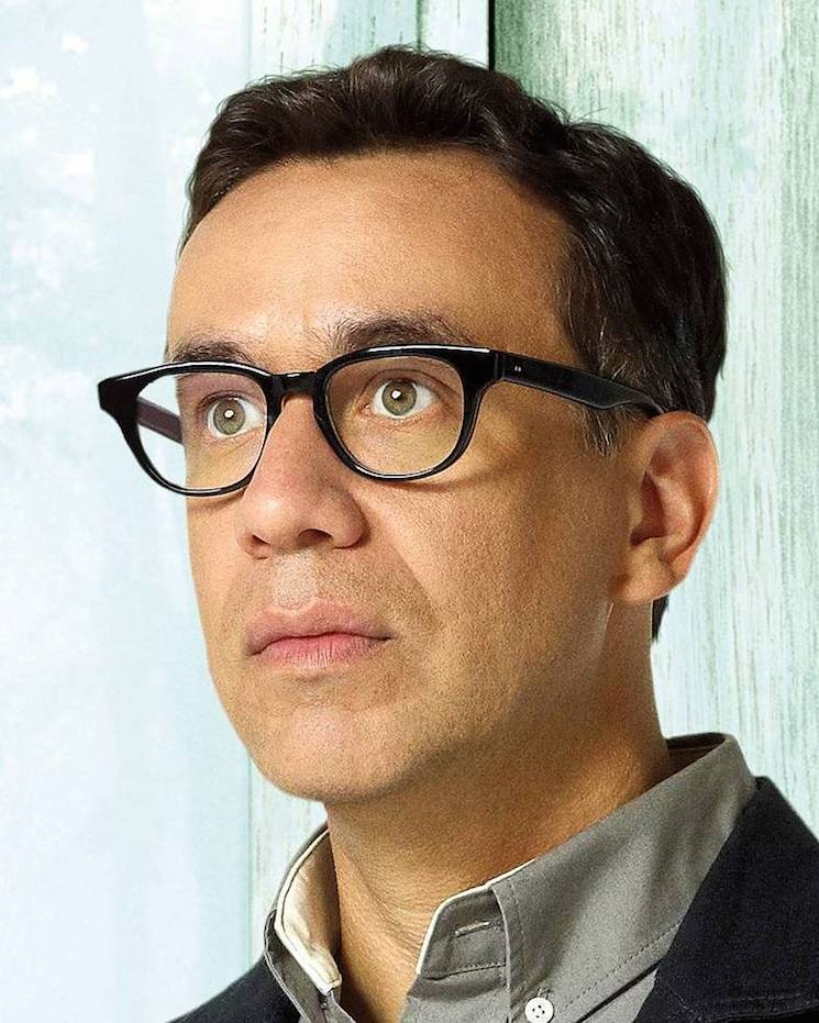 Fred Armisen and Bill Hader Are Spoofing Talking Heads for 'Documentary Now!'