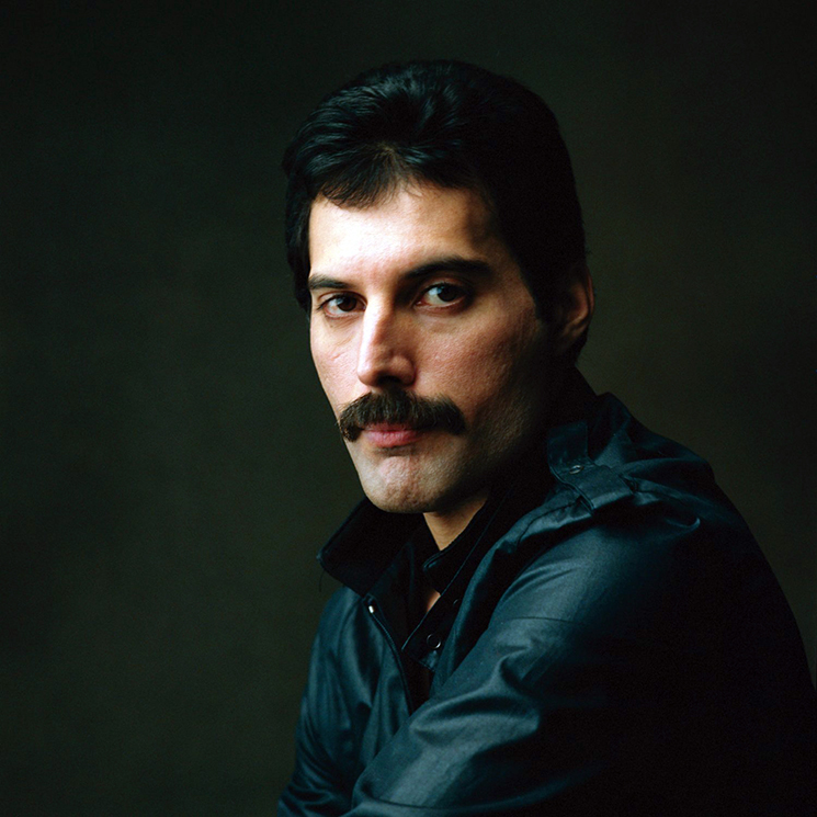 "Hear Freddie Mercury's Previously Unreleased Song ""Time Waits for No One"""