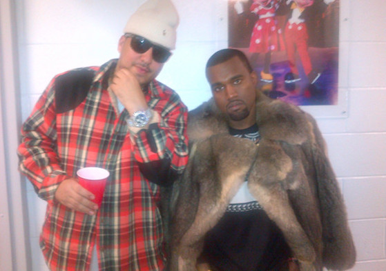 Kanye West 'Ass Shots' (ft. French Montana and Cam'ron)