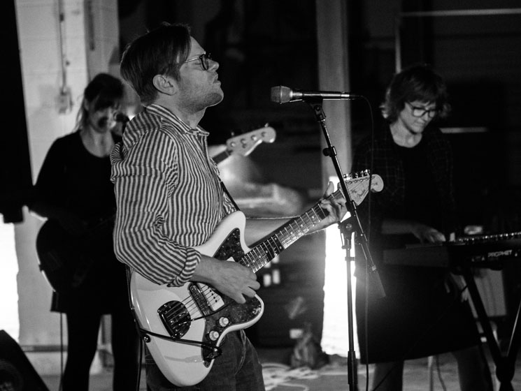 Frog Eyes / Fotocrime / Hello, Blue Roses Makerspace North, Ottawa ON, May 20