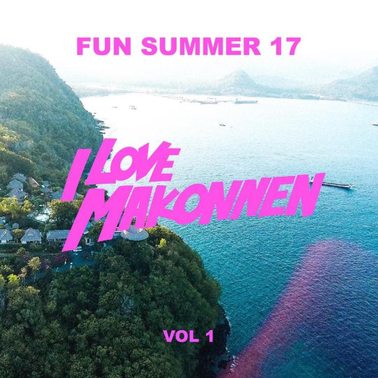 ILOVEMAKONNEN Drops Surprise 'Fun Summer Vol. 1' EP