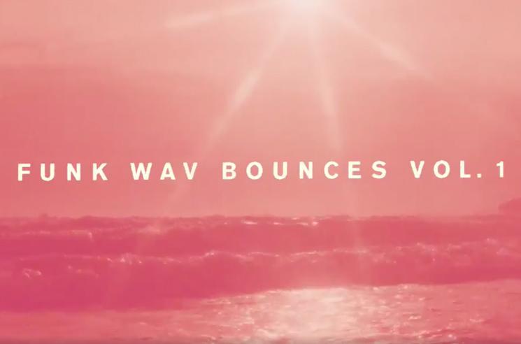 Calvin Harris Announces 'Funk Wav Bounces Vol. 1' LP