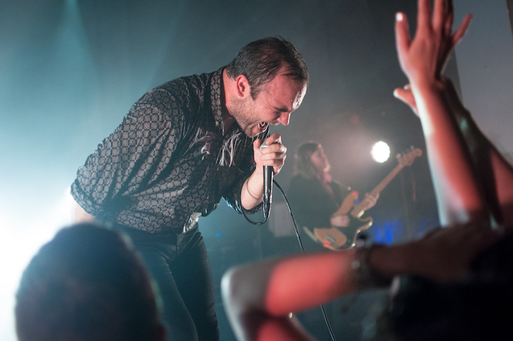 Future Islands Danforth Music Hall, Toronto ON, May 27