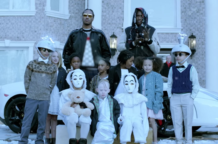 "Future & Young Thug ""Group Home"" (video)"