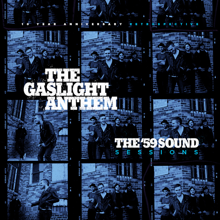 Hear Unreleased Music from the Gaslight Anthem with 'The '59 Sound Sessions'