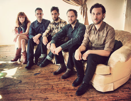 Great Lake Swimmers Set to Work on New Album