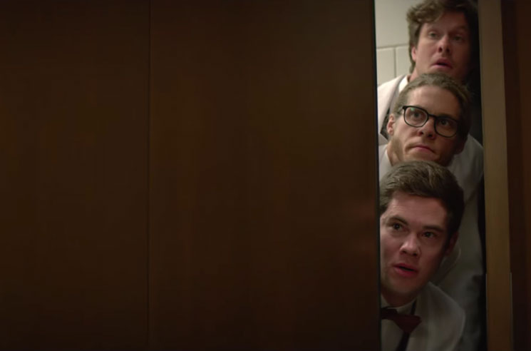 Watch the 'Workaholics' Boys Wreak Hotel Havoc in the Trailer for 'Game Over, Man!'