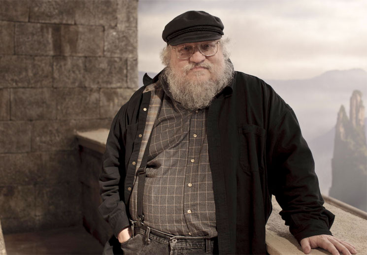George R.R. Martin on Trump Victory: 'Winter Is Coming. I Told You So'