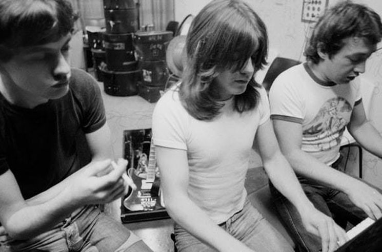 R.I.P. AC/DC Producer George Young