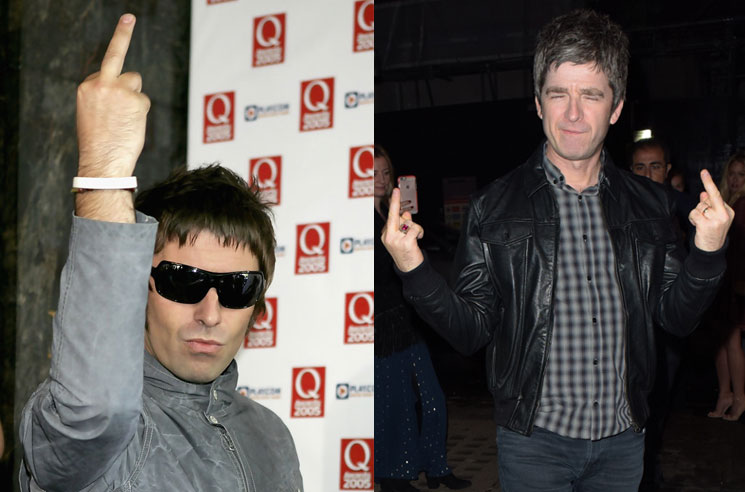"Liam Gallagher on the Truce with Noel: ""Fuck the Truce"""
