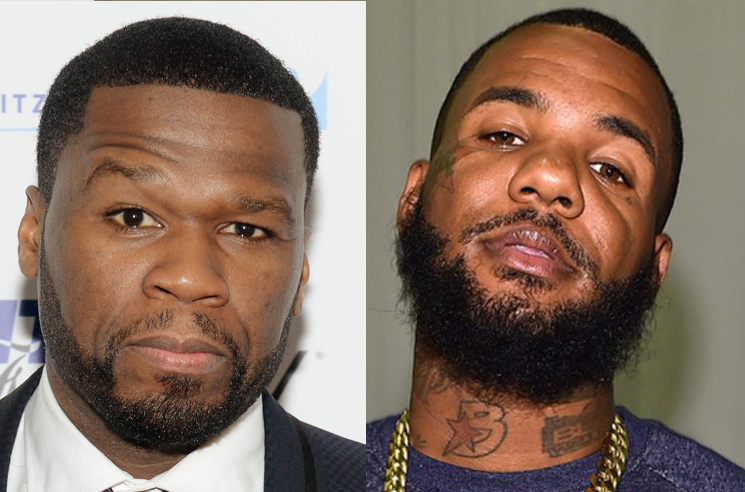 50 Cent and the Game End Decade-Long Feud... at a Strip Club