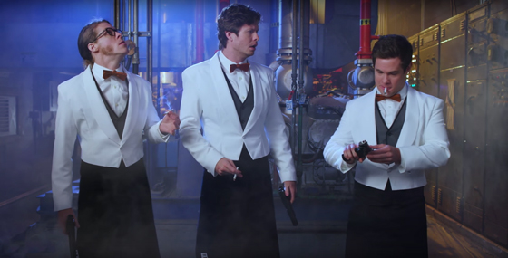 Watch the 'Workaholics' Boys Get Back Together in the Teaser for 'Game Over, Man!'