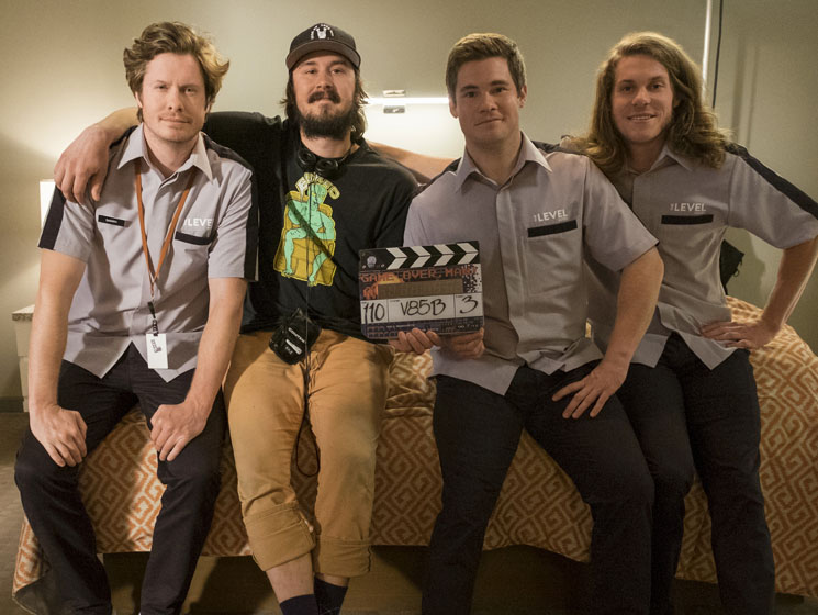 'Workaholics' Stars Adam DeVine, Anders Holm and Blake Anderson Discuss the Taboo-Breaking Themes of 'Game Over, Man'