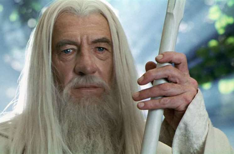 ​Will Ian McKellan Return as Gandalf for Amazon's 'Lord of the Rings' Series?