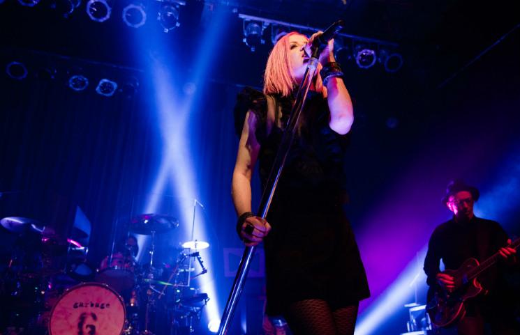 Garbage Phoenix Concert Theatre, Toronto ON, October 26