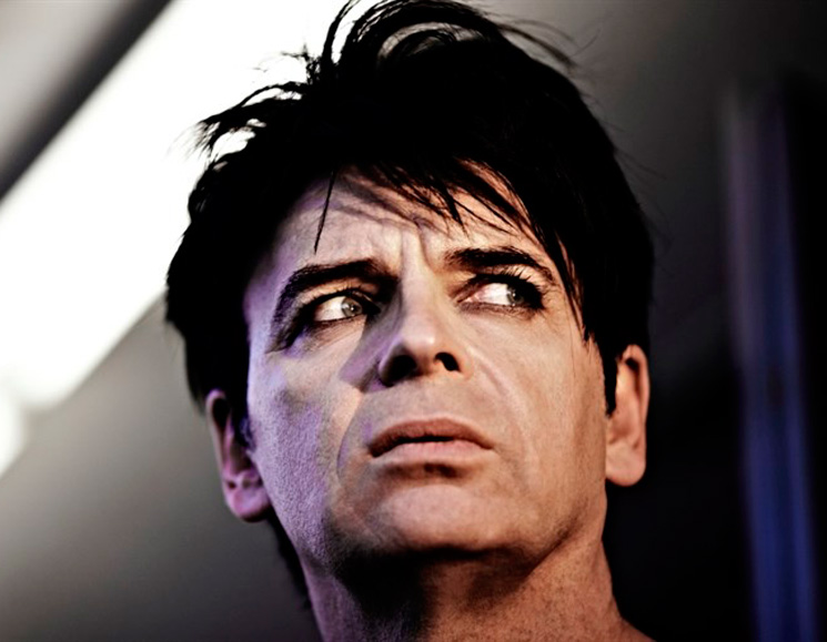 Gary Numan: Android in La La Land  Directed by Steve Read and Rob Alexander