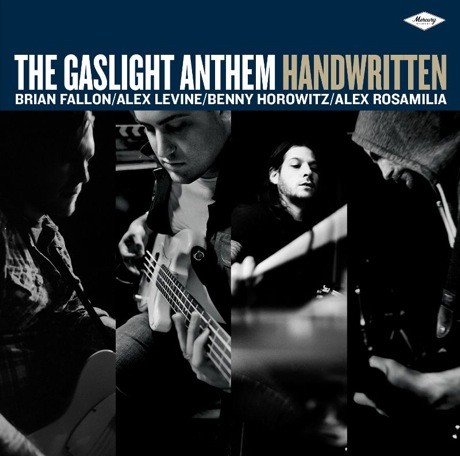 Gaslight Anthem Announce North American Tour, Reveal 'Handwritten' Artwork