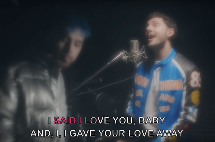 "Majid Jordan ""Gave Your Love Away"" (video)"