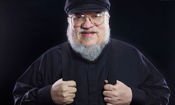 'Game of Thrones' Creator George R.R. Martin Is Bringing His 'Wild Cards' to TV