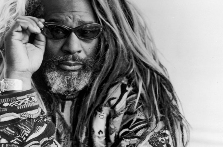 George Clinton to Release New Album on Flying Lotus's Brainfeeder Label