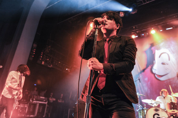 Gerard Way Danforth Music Hall, Toronto ON, May 20