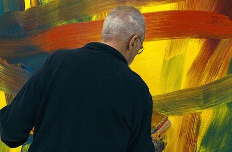 Gerhard Richter – Painting Corinna Belz