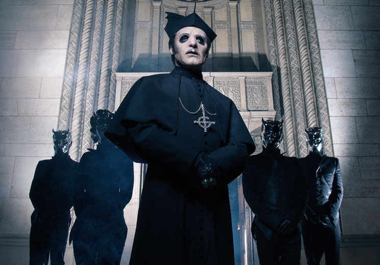 Ghost Take a New Form for 'Prequelle'