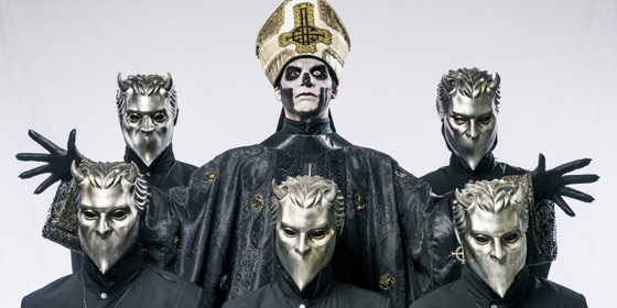 Former Ghost Members' Lawsuit Against Tobias Forge Dismissed