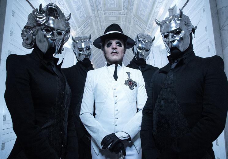 Ghost Call Off Concert After Audience Member Dies