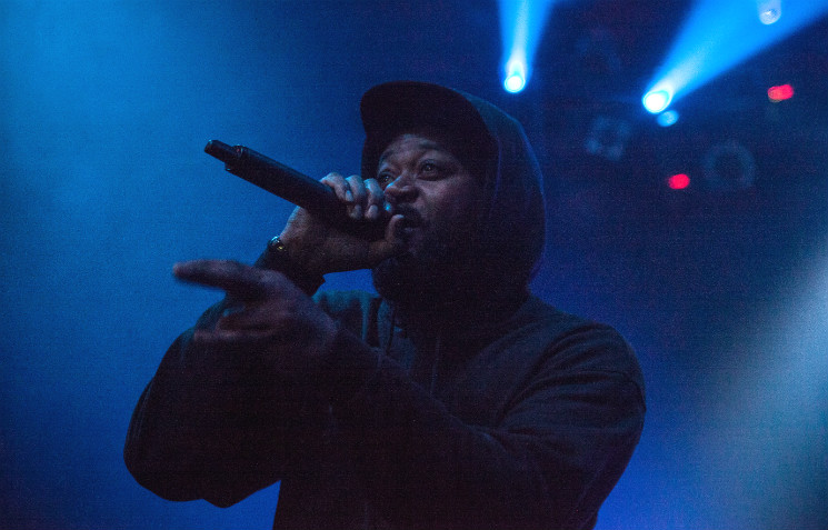 Ghostface Killah / The People North West Rickshaw Theatre, Vancouver BC, February 27