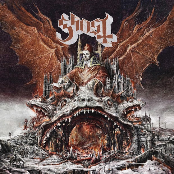 "Ghost 'Prequelle"" (album stream)"