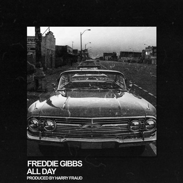"Freddie Gibbs ""All Day"" (prod. by Harry Fraud)"
