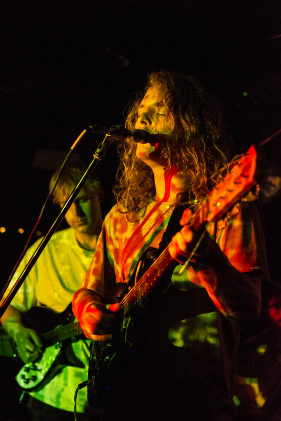 King Gizzard & the Lizard Wizard / Mild High Club Biltmore Cabaret, Vancouver BC, September 1