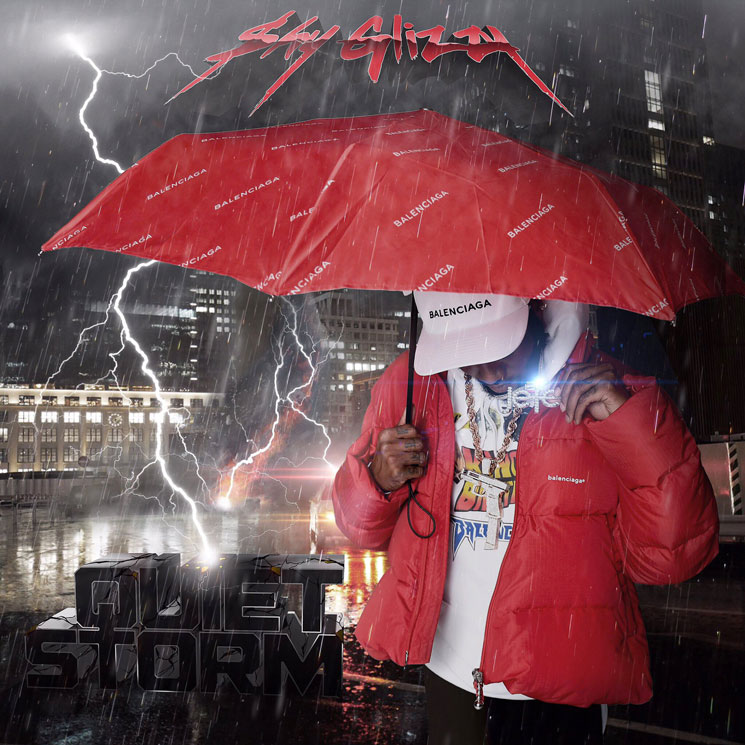 Shy Glizzy Returns with 'Quiet Storm,' Shares New Video