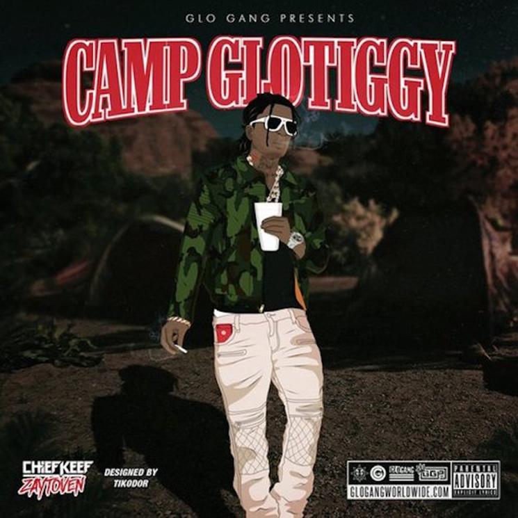 Chief Keef & Zaytoven 'Camp GloTiggy' (mixtape)
