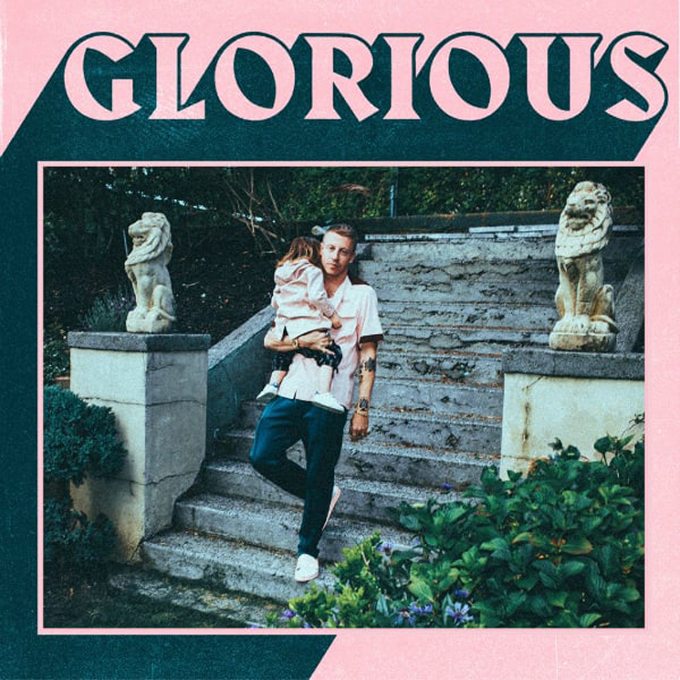 "Macklemore Returns with ""Glorious"" Single"
