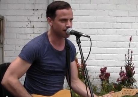 Greg MacPherson Performs at Saving Gigi