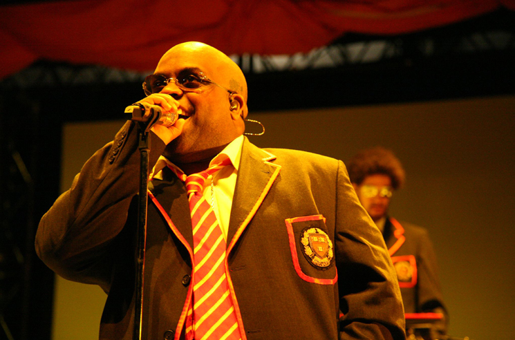 "CeeLo Green Says Gnarls Barkley Are ""Halfway"" into Recording a New Album"