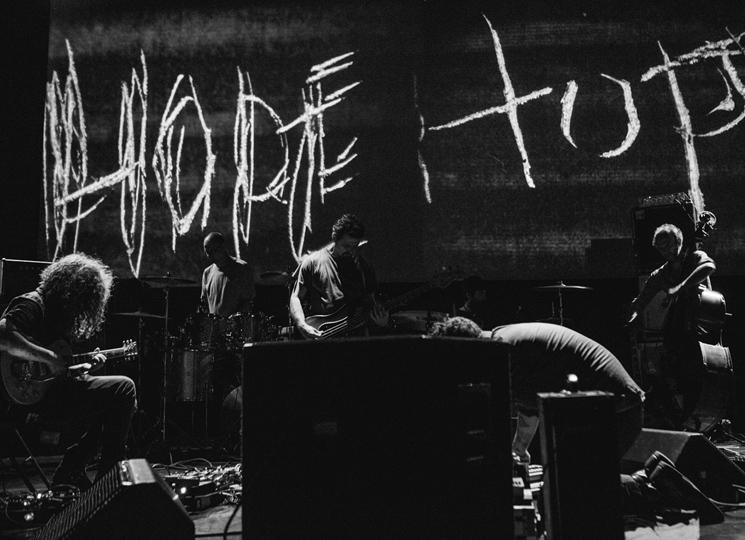 Godspeed You! Black Emperor Danforth Music Hall, Toronto ON, September 25