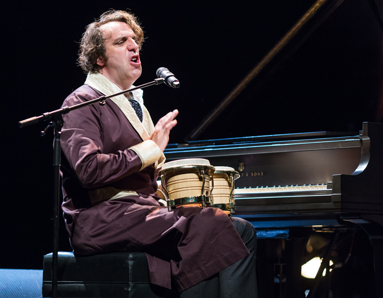 Chilly Gonzales Theatre Outremont, Montréal QC, April 25