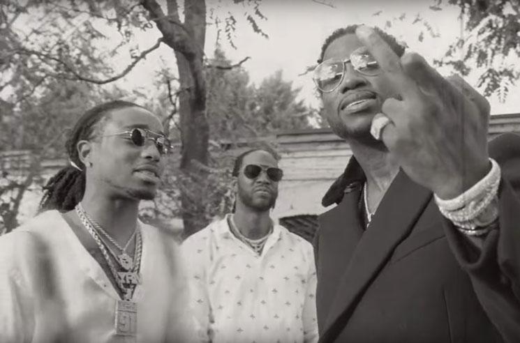 "2 Chainz ""Good Drank"" (ft. Gucci Mane & Quavo) (video)"