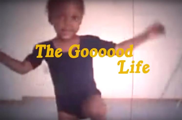 The Slakadeliqs 'The Good Life' (lyric video)