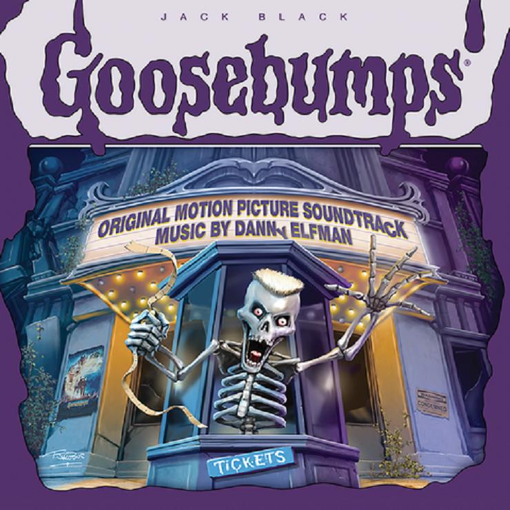 Danny Elfman's 'Goosebumps' Score Gets Vinyl Release on Waxwork