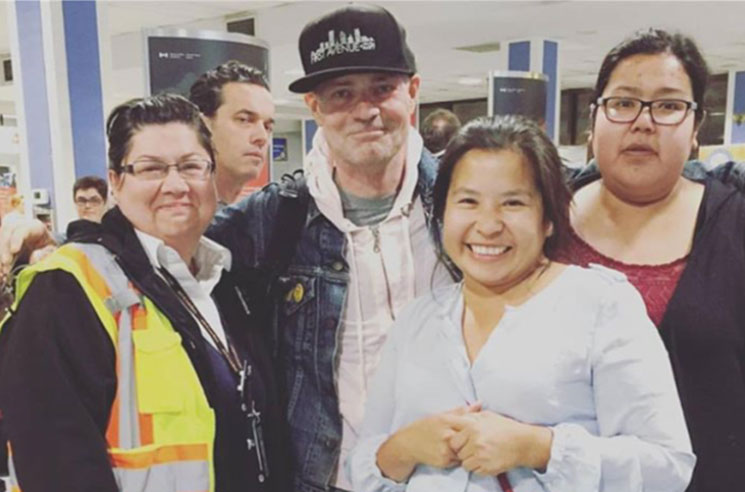 How Did the Tragically Hip Celebrate the End of Their Tour? With a Big Fishing Trip Obviously