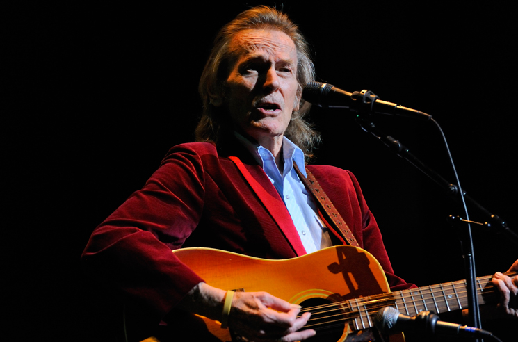 Gordon Lightfoot Is at Work on a New Album