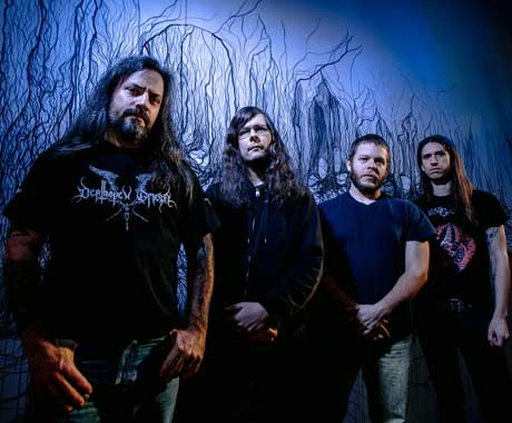 Gorguts Replace Drummer John Longstreth