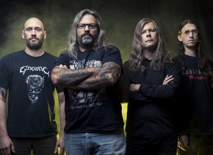 Gorguts Conquer New Compositional Realms with 'Pleiades' Dust'