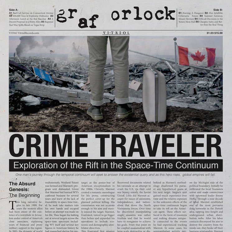 Graf Orlock Crime Traveler